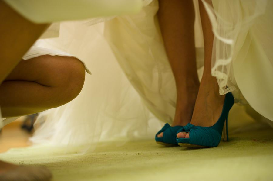 Zapatos de Pilar Burgos