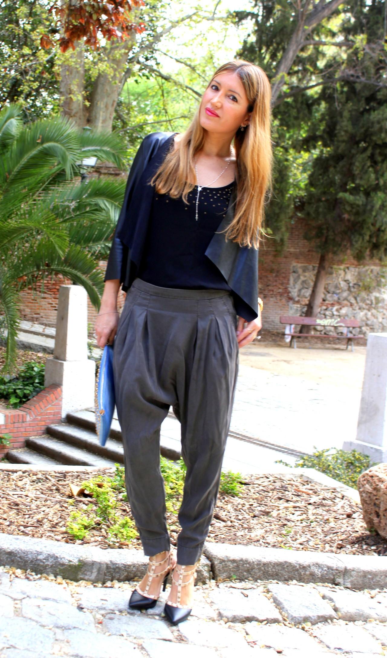 Pantalón Zara