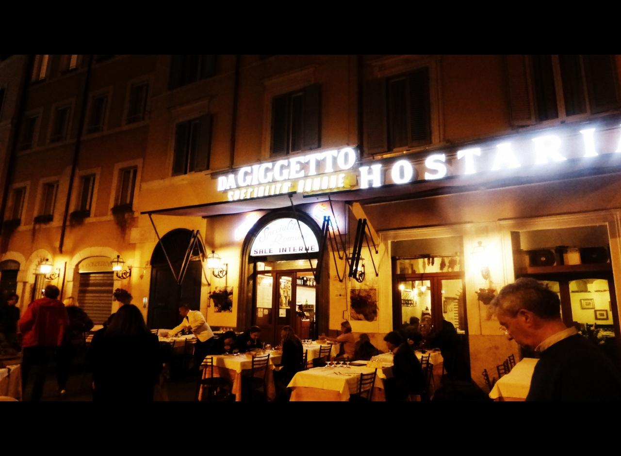 Restaurante Giggetto