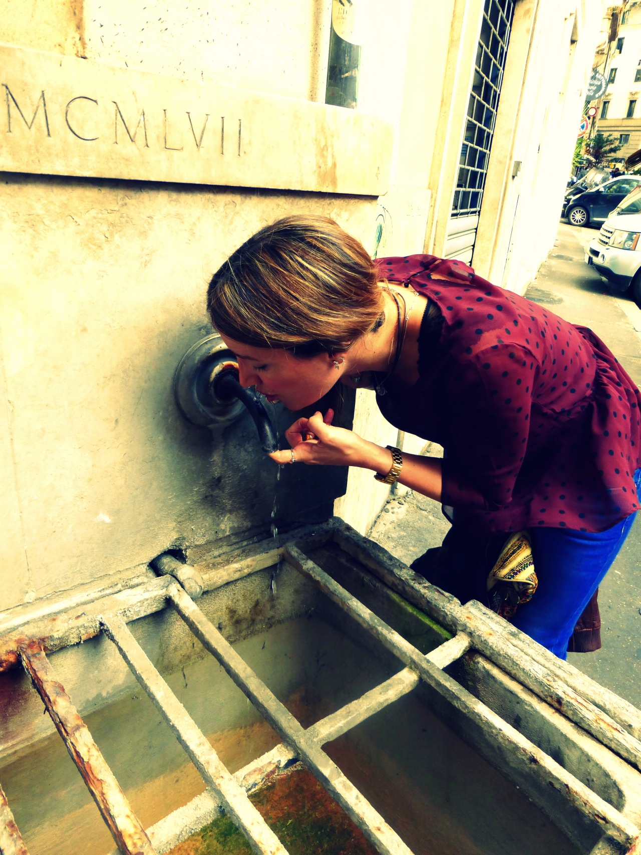 Fuente Roma